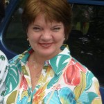 Sue McCurdy PA to the Rector & Parish Office Administrator